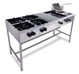 Cocina industrial sitec for Estructura de una cocina industrial
